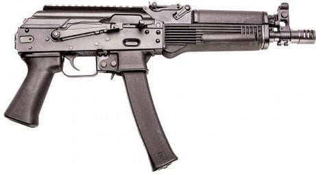 "Kalashnikov USA KP-9 Semi-Auto 9.25"" Barrel 30+1 Synthetic Pistol"