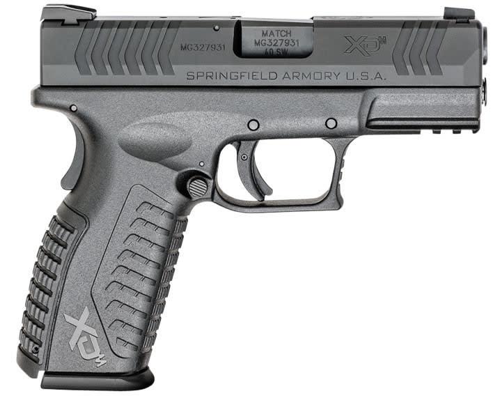 "Springfield Armory XDM9384BHCE XD(M) Full Size Black Double .40 S&W 3.8"" 16+1 Black"