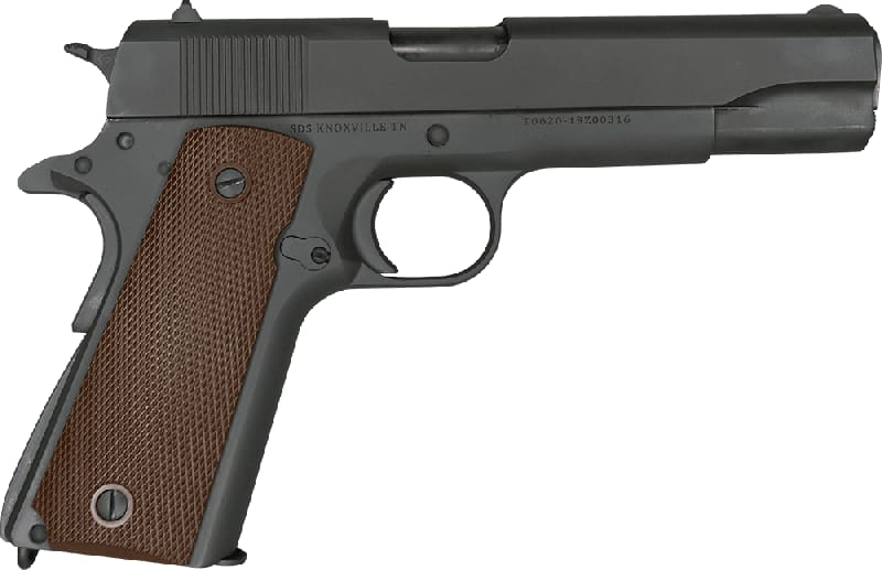 SDS Imports 1911A1 U.S Army 7+1 9mm Full Size Government Model - Turkish Made By Tisas.