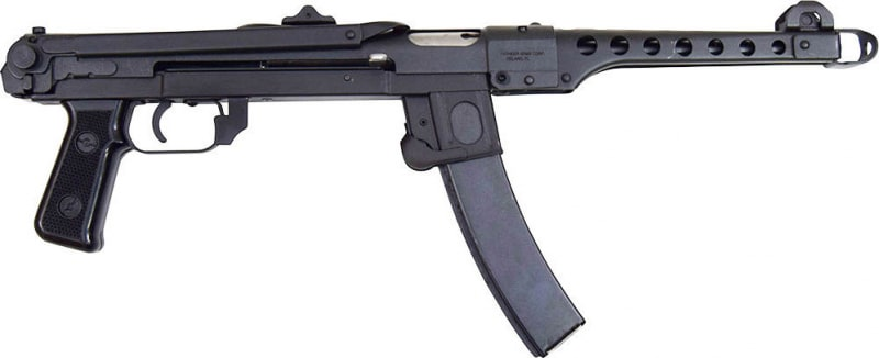 Polish PPS-43C 7.62x25 Pistol With (4) 35 Round Mags by Pioneer Arms