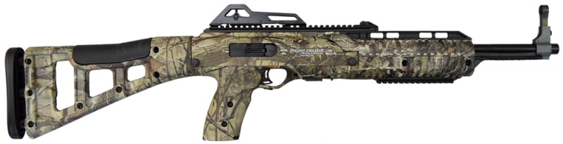 Hi-Point 995TSWC 9mm Carbine Rifle Woodland Camo Pattern