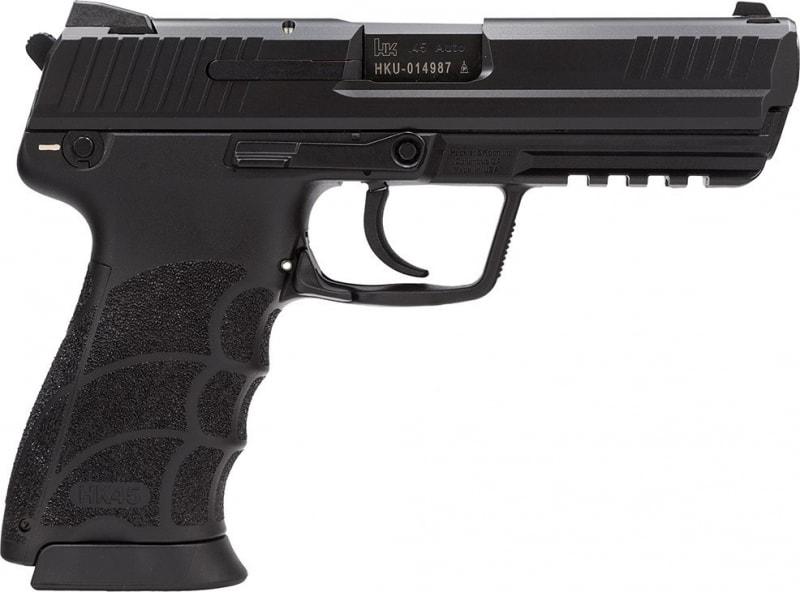 """Heckler & Koch HK45 V1 45 ACP Pistol, 4.53"""" 10rd - 745001A5"""