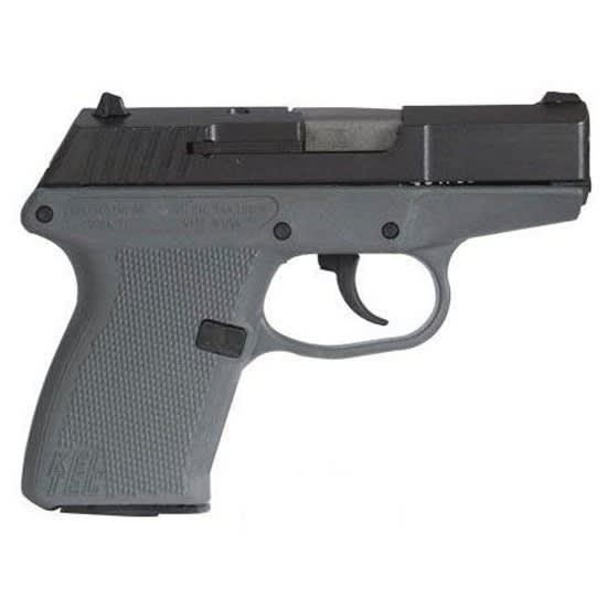 Kel-Tec P-11 Blued Slide & Grey Frame Compact 9mm Pistol 10+1 Capacity - P11BGRY