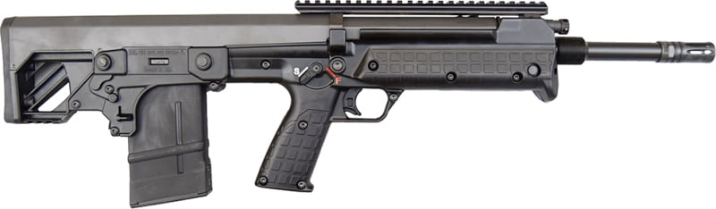 Kel-Tec RFB18 Forward Ejecting Bullpup, 7.62 NATO Caliber, Black
