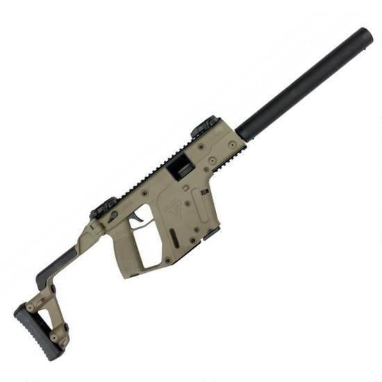 "Kriss Vector CRB G2 9mm Rifle, 16"" FDE 17rd - KV90CFD20"