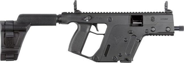 "Kriss USA Vector GenII SDP-SB Black 5.5"" Barrel 9 mm KV90-PSBBL20"
