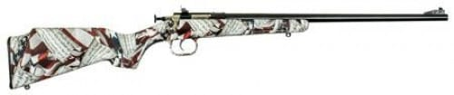 KSA Cricket Amendment Series 22LR My First Rifle Stainless Steel - KSA 3168