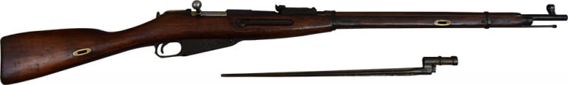 [Auction] M91/30 Ishevsk Dragoon Mosin Nagant Rifle, Hex Receiver - VG - Serial # 9130375922