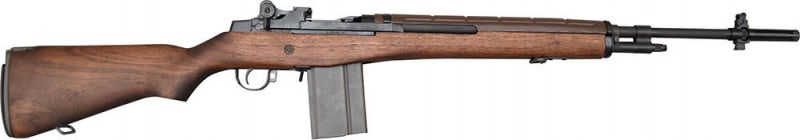 M14 Rifle New - National Match Model in Original Military Configuration, Walnut, .308, Forged Receiver - By James River Armory