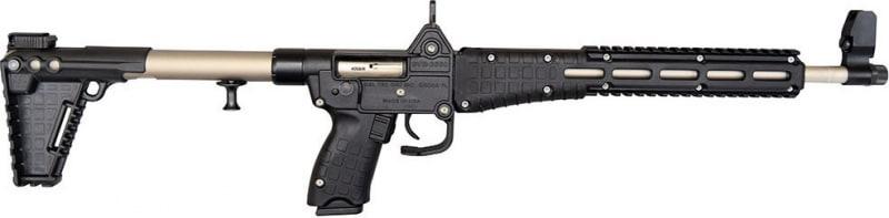 Kel-Tec SUB-2000 Collapsible Rifle 9mm S&W M&P Mag - SUB2000-9MM-SW