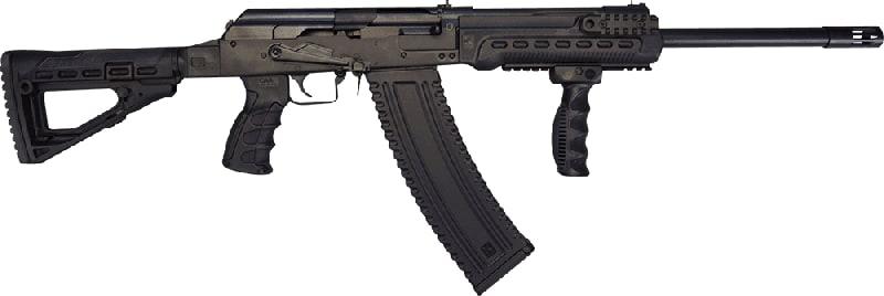 """Kalashnikov USA KS-12T 12 Gauge Semi-Auto 18"""" Barrel w/Folding Stock"""