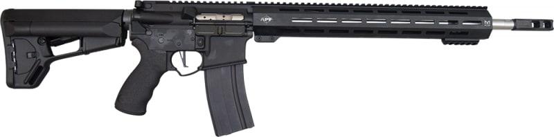 """Alex Pro Firearms DMR .224 Valkyrie 18"""" AR15, NiBo BCG, 15.5"""" M-Lok Rail, 30 Round Magazine"""