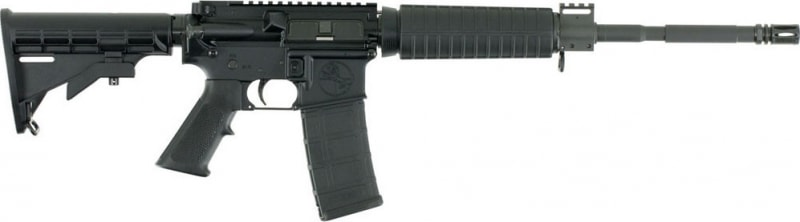 """ArmaLite DEF15 Defensive Sporting Rifle Semi-Auto .223/5.56 NATO 16"""" FS 30+1 OR 6-Position Hard Coat Anodized"""