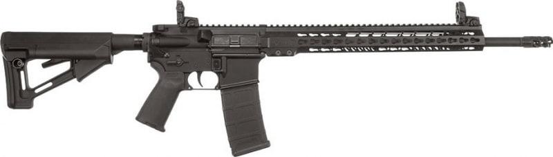 "ArmaLite M15TAC18 M-15 Tactical Rifle Semi-Auto .223/5.56 NATO 18"" 30+1 Magpul STR Hard Coat Anodized/Phosphate"