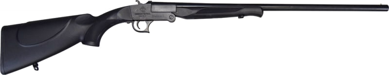 """ATI ATIG20NMD26 Nomad 20GA Single Shot 26"""" Black Shotgun"""