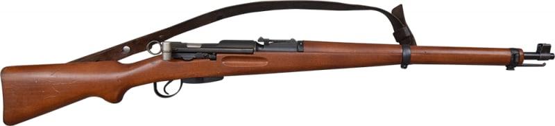 [Auction] Swiss K31 Carbine Rifle - 7.5x55 Good Surplus Condition - C & R Eligible - 948115