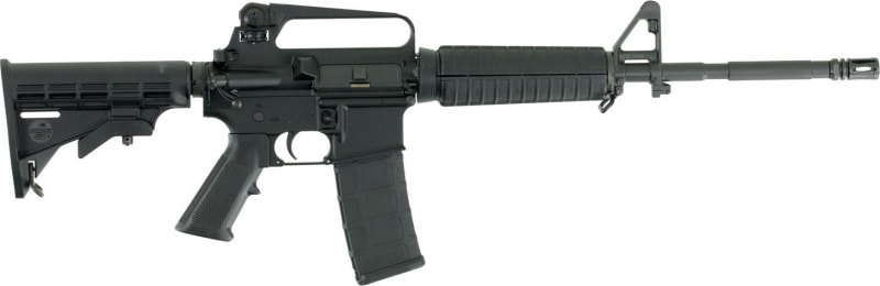 "Bushmaster XM-15 A2 .223 Remington AR-15, 16"" M4 Patrolman's Carbine - 90216"