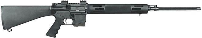 "Bushmaster 90641 Varminter Rifle Semi-Auto .223/5.56 NATO 24"" 5+1 A2 Black"