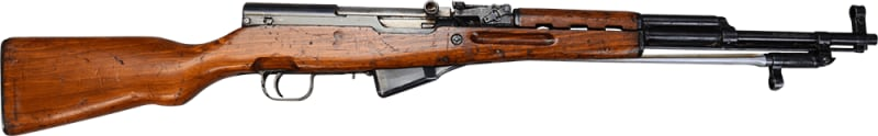 Chinese SKS Type 56 Rifle - Original Military Turn In Rifles. 7.62x39 Semi-Auto W /Spike Bayonet - C&R Eligible