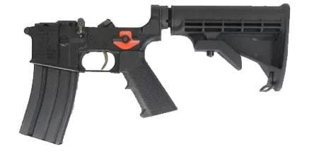 Franklin Armory 2031 BFS Equipped M4 Lower Bfsiii