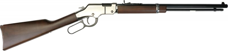 """Henry Silver Boy 22LR Rifle, 20"""" - H004S - Special Edition 2020 TRUMP Serial # Rifle"""