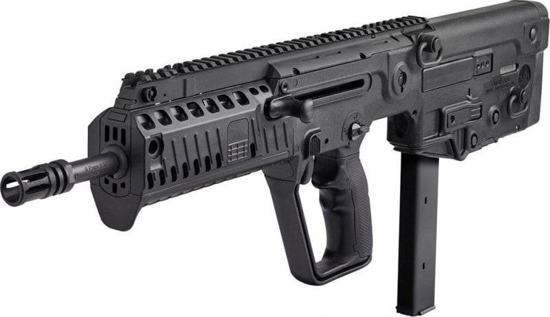IWI Tavor X95 XB17-9 32rd 9mm Bullpup Rifle Black