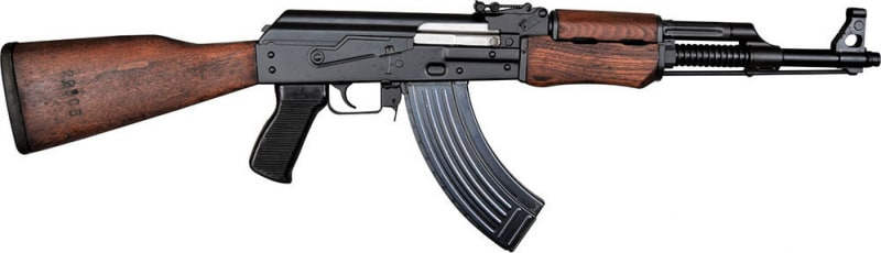 AK47 Yugo M72B1 RPK Carbine Rifle With Heavy Finned Barrel by James River Armory