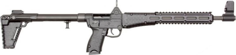 Kel-Tec SUB-2000 9mm Collapsible Rifle - Glock 17