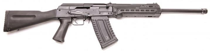 """Kalashnikov USA KS-12 Semi-Auto 12GA 18.25"""" 3"""" 4130 Steel"""