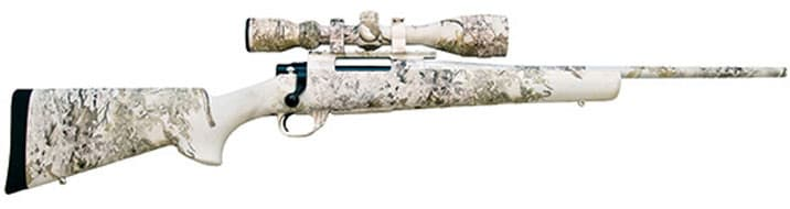 LSI Howa Snowking Combo 22-250REM Rifle - HGK61207SNW