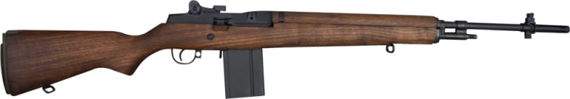 M14 Rifle Left Handed Full Length in Original Military Configuration, Walnut, .308, Semi Auto - By James River Armory.