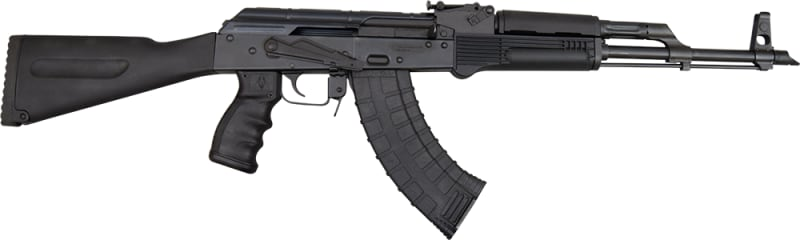 Pioneer Arms AK-47 Semi-Auto Rifle W / Original Polish Barrel and Receiver - 7.62x39 Caliber, W / 5 Mag Shooters Pkg....By J.R.A.