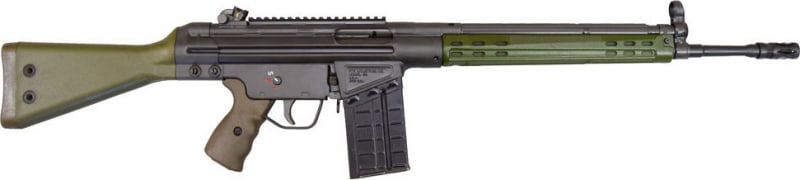 PTR 91 GIR, .308 Caliber Semi-Auto Rifle, Roller Delayed Blowback Action PTR-101