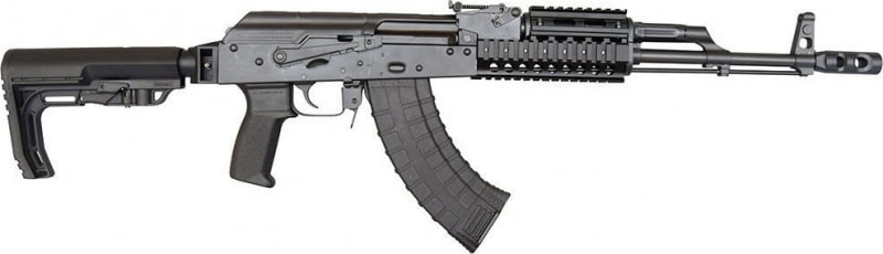 Riley Defense RAK103MFT AK-47 7.62x39 w/ Mil-Spec Forged Front Trunnion and MFT Stock
