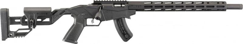 """Ruger 8402 Precision Rimfire 18"""" Threaded Barrel Matte 15-SHOT"""