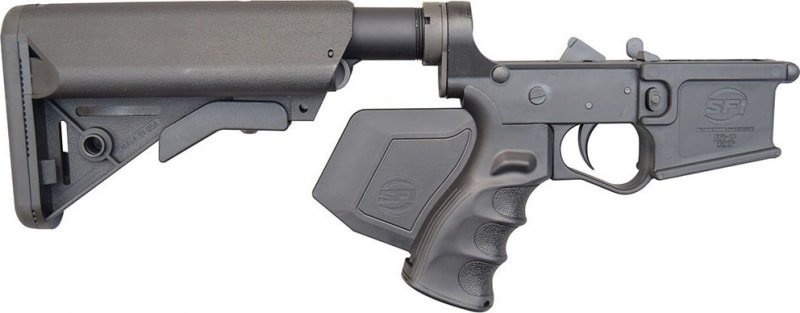 Surefire Institute California Compliant Complete Lower - SFI-15