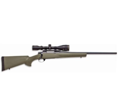 LSI Howa GameKing Green .308 Winchester Rifle, Scoped 3.5-10x44 - HGK63108