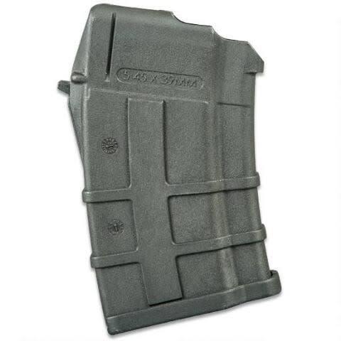 TAPCO AK-74 10 Round Magazine 5.45x39 Polymer Black - 16643
