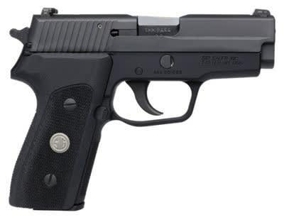 "Sig Arms P225 - 9x19mm- 3.6"" Barrel - SIG225A9BS SCL 225A - Black W / 2 Mags"