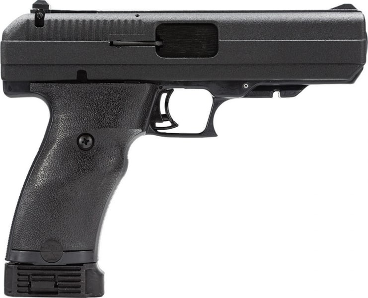 """MKS Hi-Point Iberia 40 S&W Pistol, JCP40 10rd 4.5"""" with Hard Case - 34013"""