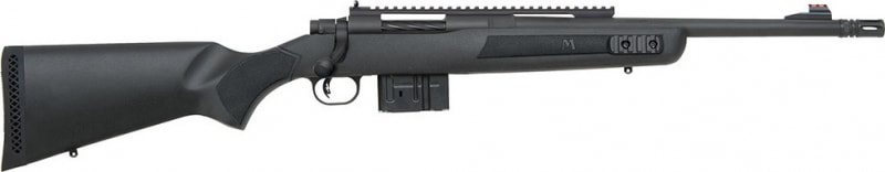 "Mossberg MVP Scout .308 Winchester Rifle, 16"" 10rd Synthetic Blued - 27778"