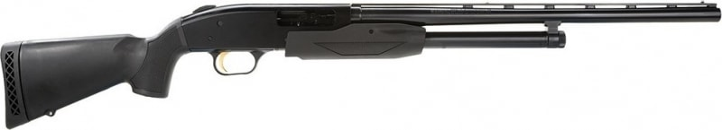 "Mossberg 510 20GA Shotgun, 18.5"" Mini Super Bantam Pump VR Synthetic - 50485"