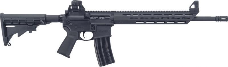 Mossberg MMR 5.56NATO/223Rem Rifle, Free Float 6POS Stock - MOSS 65074