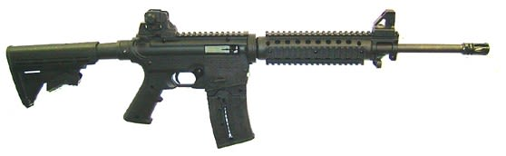 Mossberg Tactical .22LR AR-15 Style Rifle M715T 37209