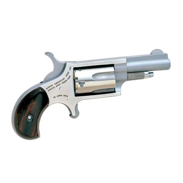 North American Arms 22LR Mini Revolver, 1 5/8 Barrel - 22LLR