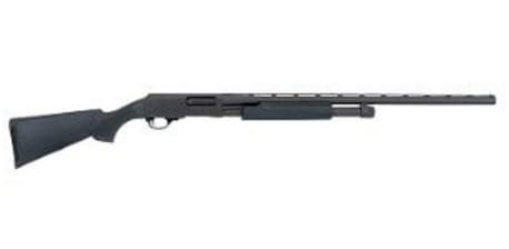 "H&R Hawk Pardner 20GA Shotgun, Pump 26"" Black Synthetic MOD - 72262"