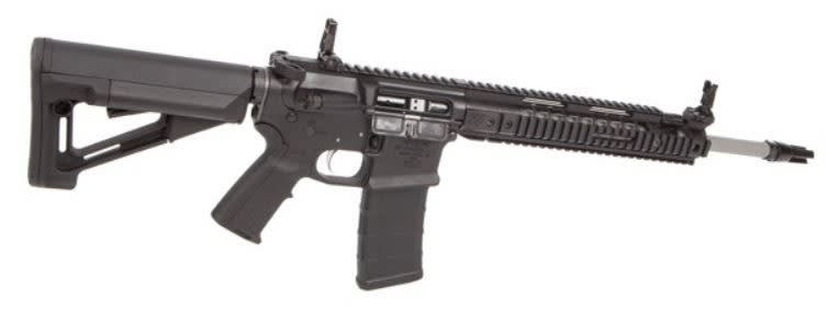 "Noveske 02000085 Recon Switchblock Gen III Semi-Auto 16"" 30+1 Magpul STR Black Cerakote/Stainless Steel"