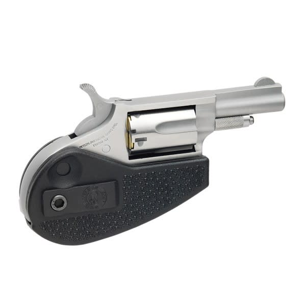 """North American Arms 22LR Revolver, 1.63"""" Holster Grip - NAA 22LLRHG"""