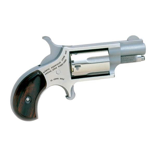 "North American Arms 22LR Mini Revolver, 1.12"" Barrel *CA Compliant* - NAA 22LR"