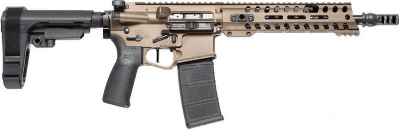 "POF 00996 RENEGADE+ Pistol 10.5"" 30rd M-LOK Bronze"